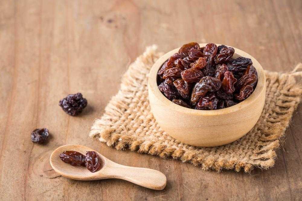 Pasas de uva un sabor que divide a las masas